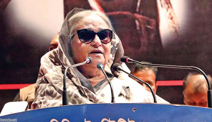 Khaleda patronised Aug 21 attack: PM