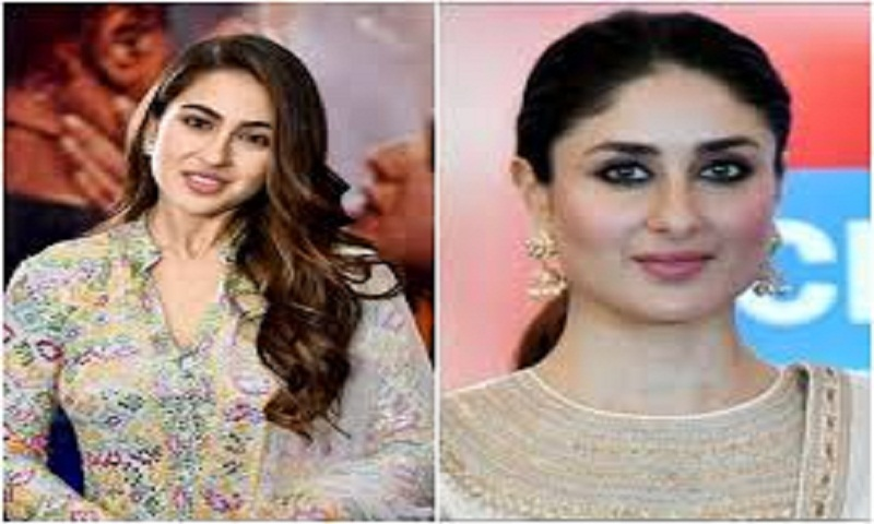 Sara Ali Khan: 'Kareena Kapoor is my friend but more than that, she is my father's wife'