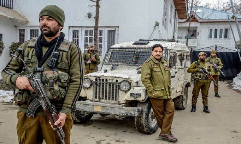 Pakistan's militant challenge in Kashmir