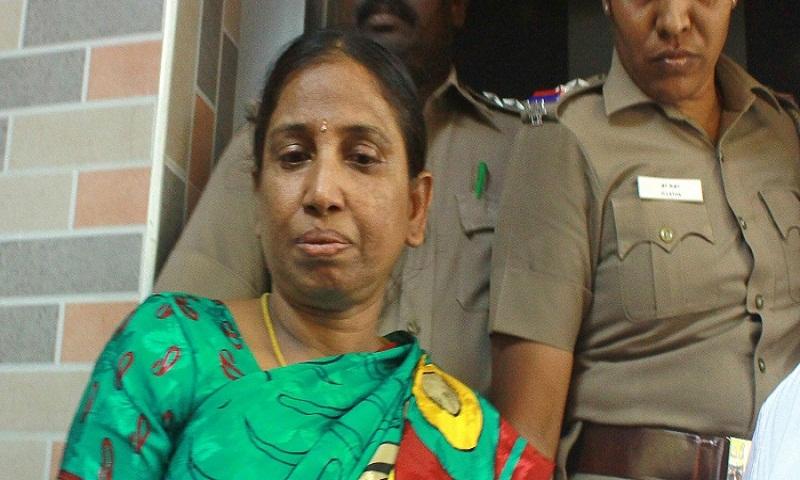 Rajib Gandhi murder: Ordinary leave period of Nalini extended by three weeks