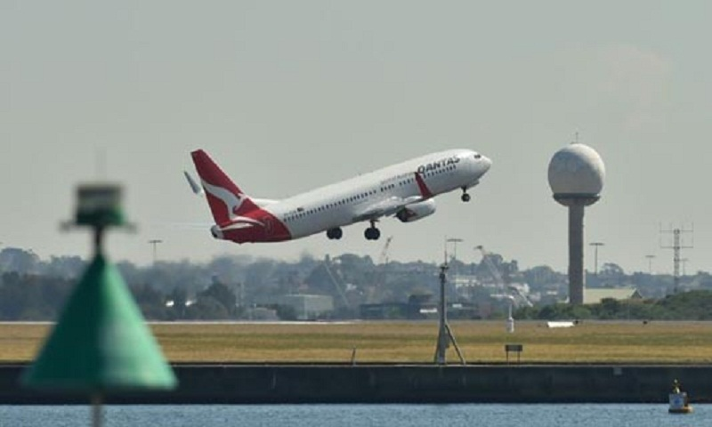 Qantas Airways profits lower after oil prices rise