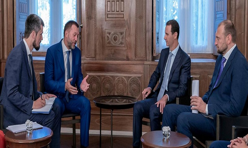 Syrian government opens corridor for civilians in rebel area