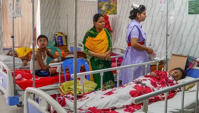 Five more die of dengue, fresh 1,597 infected