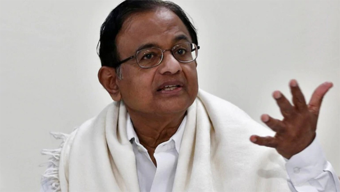 India's former finance minister Chidambaram arrested