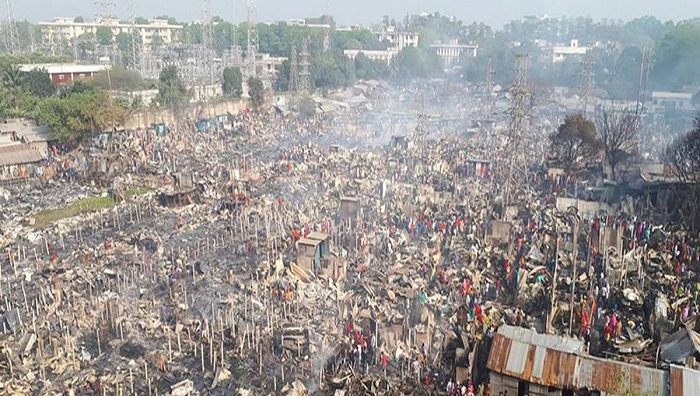 Unearth causes behind frequent slum fires: Speakers