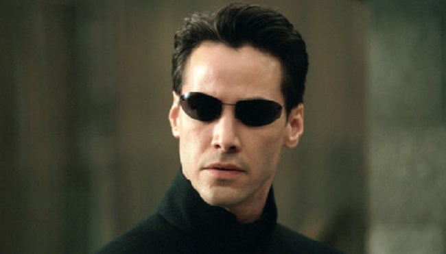 Keanu Reeves to return as Neo in Matrix 4
