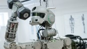 Russia sends its first humanoid robot Fedor into space