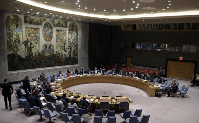US and Russia trade barbs at UN over 'new arms race'