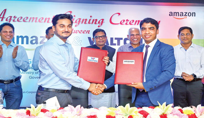 Walton to export ICT products to America