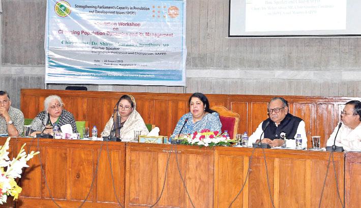 Utilise working capacity of youth: Speaker