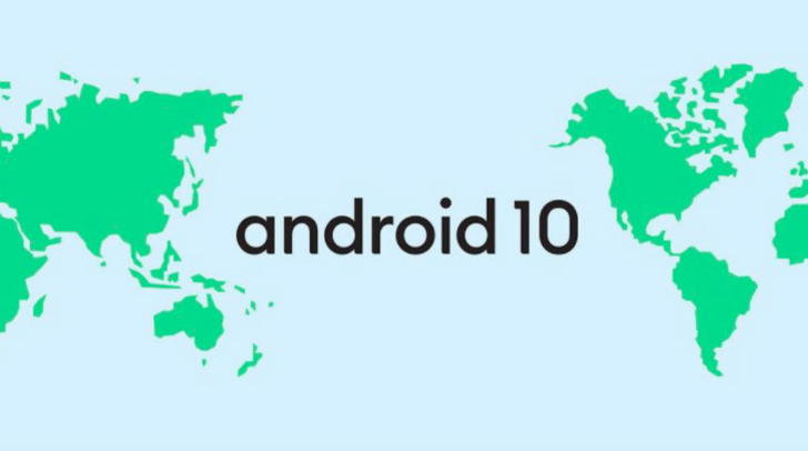 Google drops dessert names, it's just Android 10 with a new logo