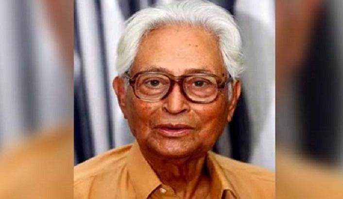 Professor Muzaffar Ahmed passes away