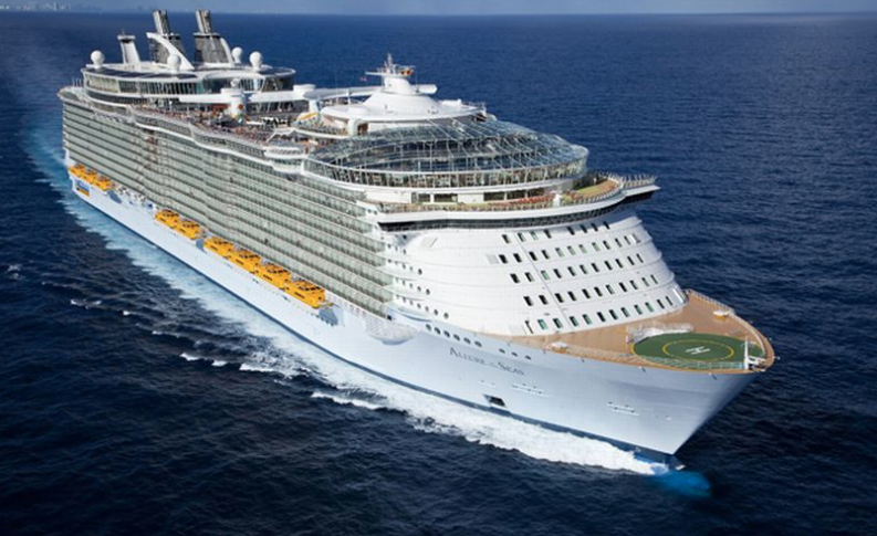 Royal Caribbean includes free Wi-Fi and drinks for tourists