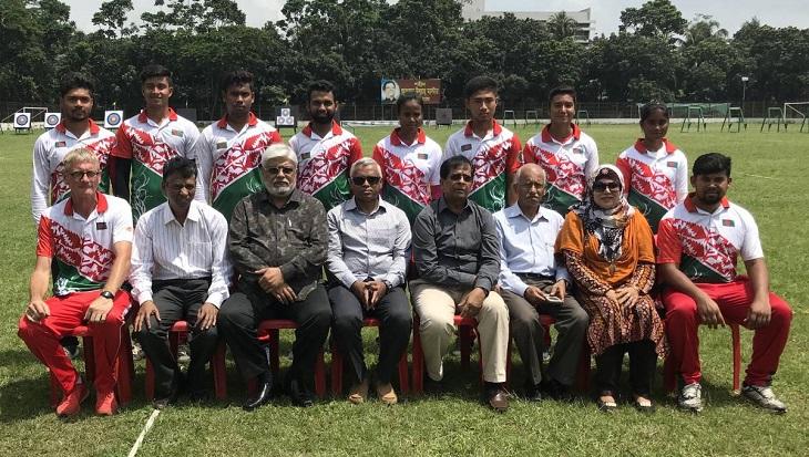 World Youth Archery: Bangladesh eliminated from Recurve Junior Boys team