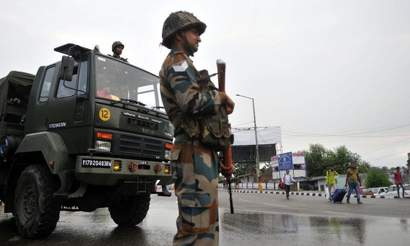 Soldier killed in Pakistan shelling along LoC in Jammu and Kashmir's Rajouri