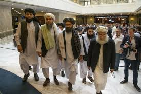 US and Taliban resume talks on ending America's longest war