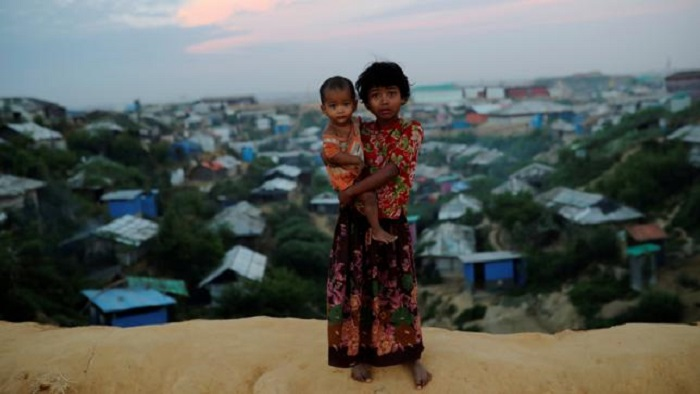 JS body proposes 'safe zone' in Myanmar for Rohingyas