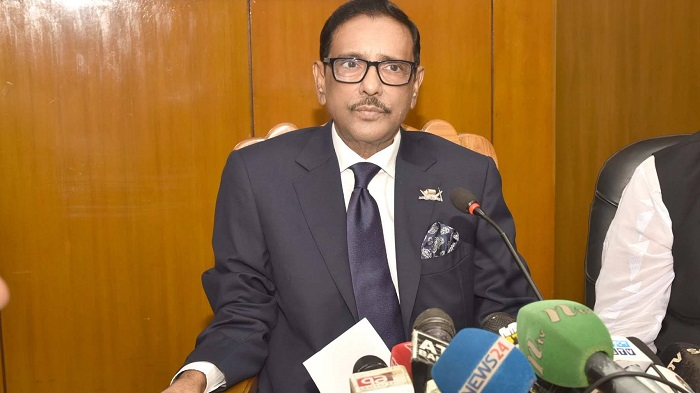 Quader asks BCL not to serve any particular person's interests