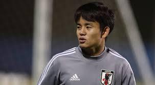 Real Madrid loan Japan's Kubo to Mallorca