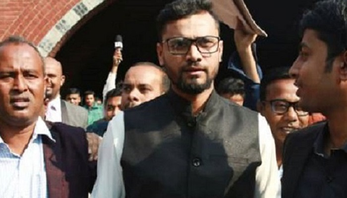 Mashrafe remains absent from whole budget session