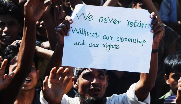 Myanmar blames Rohingya repatriation failure on Bangladesh!
