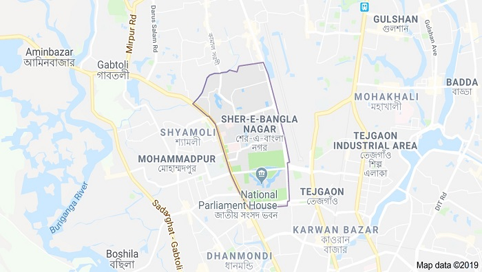 Five robbers detained at Sher-e-Bangla Nagar