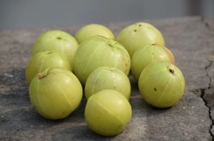 Amla can give you clear skin & lustrous hair
