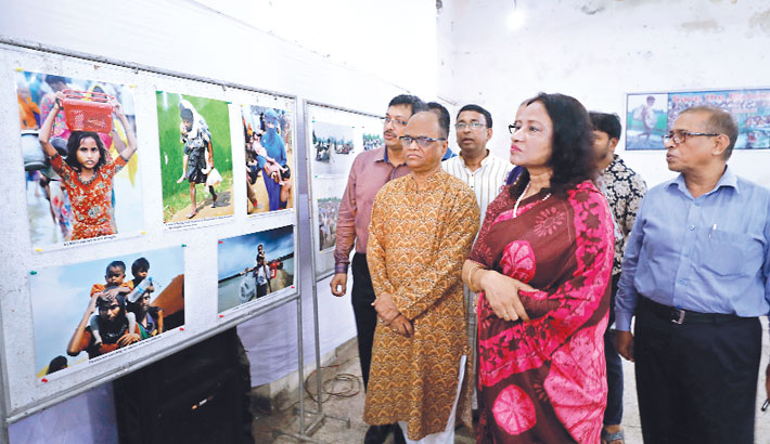 Photography on Rohingyas