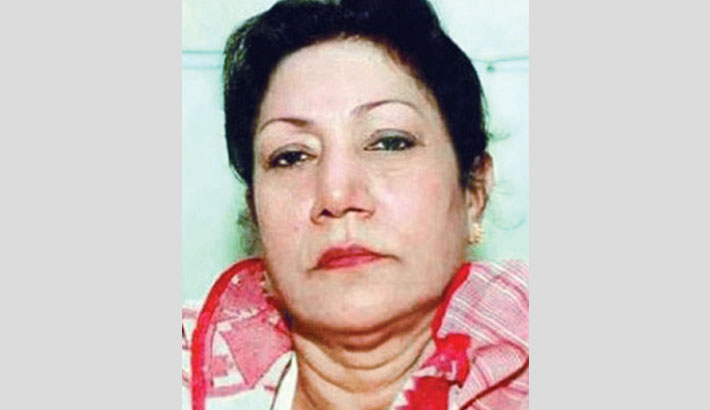 15th death anniversary of Ivy Rahman today