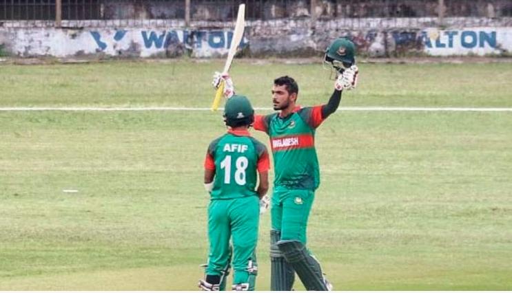 Emerging Cricket: Sri Lanka clinch one-day series against Bangladesh 2-1