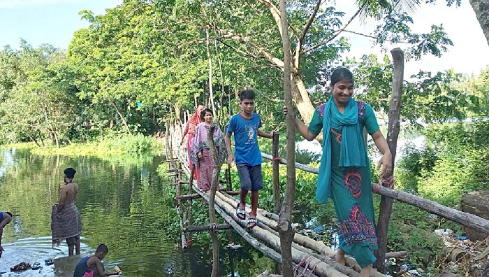 Rangamti people decry lack of concrete bridge over Kaptai Lake