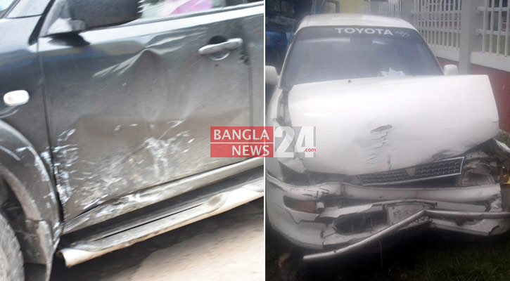 KCC mayor Khalek escapes unhurt in road crash