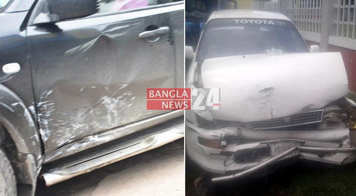 KCC mayor Khalek escapes unhurt in road crash