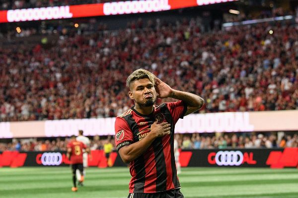 Martinez strike powers Atlanta to 1-0 MLS win over Orlando