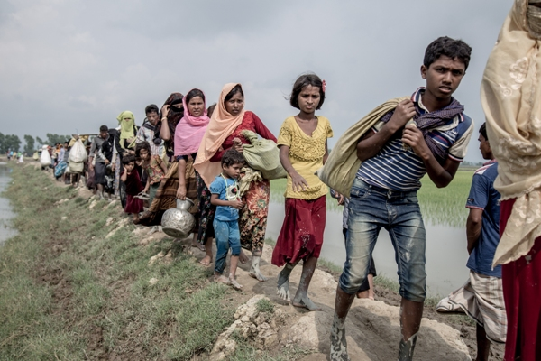 Repatriation still elusive two years after Rohingya influx