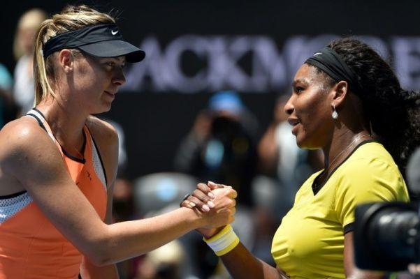 Serena-Sharapova and Federer play Monday night at US Open
