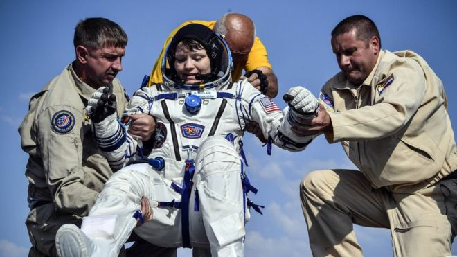Nasa said to be investigating first allegation of a crime in space