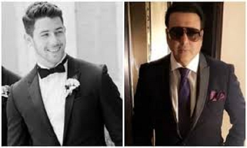 Nick Jonas finds an 'accurate' similarity between him and Govinda