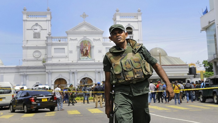 Sri Lanka ends emergency rule imposed after Easter bombings
