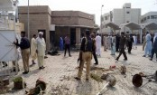 Gunmen on motorcycles attack police in NW Pakistan, 2 killed