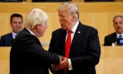 Boris Johnson: UK will not retreat from global community
