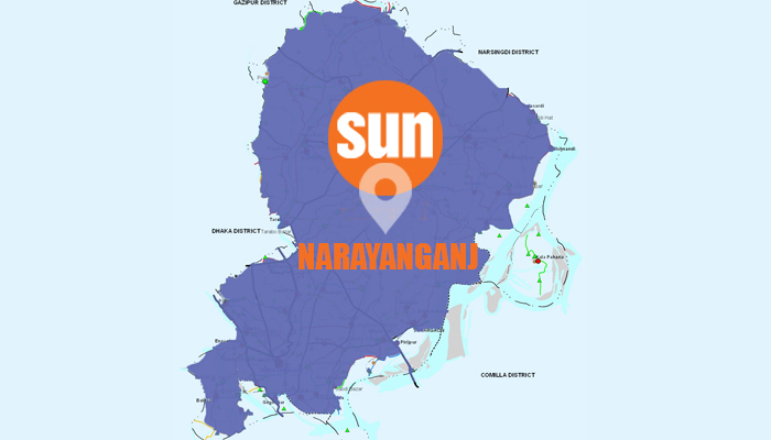 Driver killed in Narayanganj road crash, 30 wounded