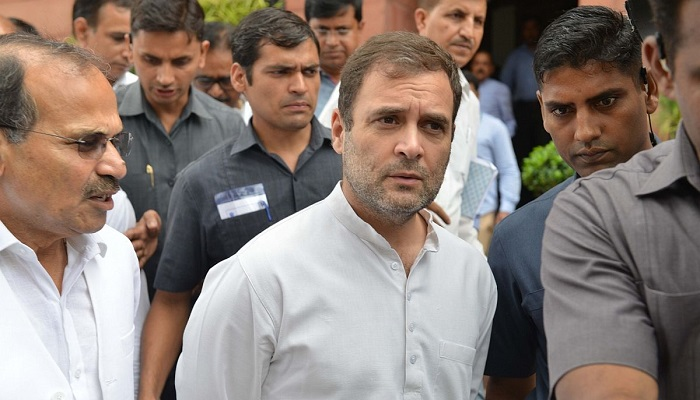 Rahul Gandhi, other opposition leaders sent back on arrival at Srinagar airport