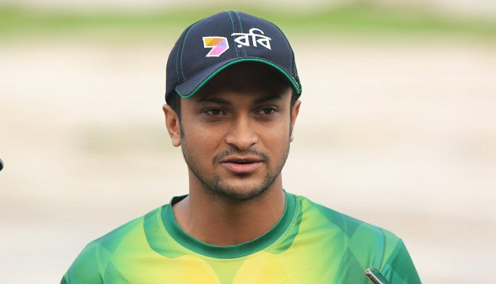 Shakib to join conditioning camp today after vacation