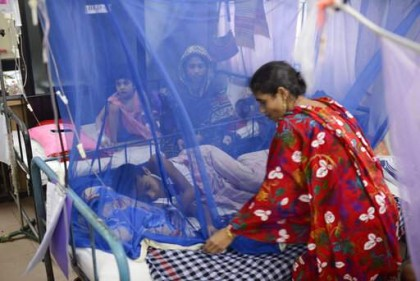 Dengue takes child's life in Mymensingh