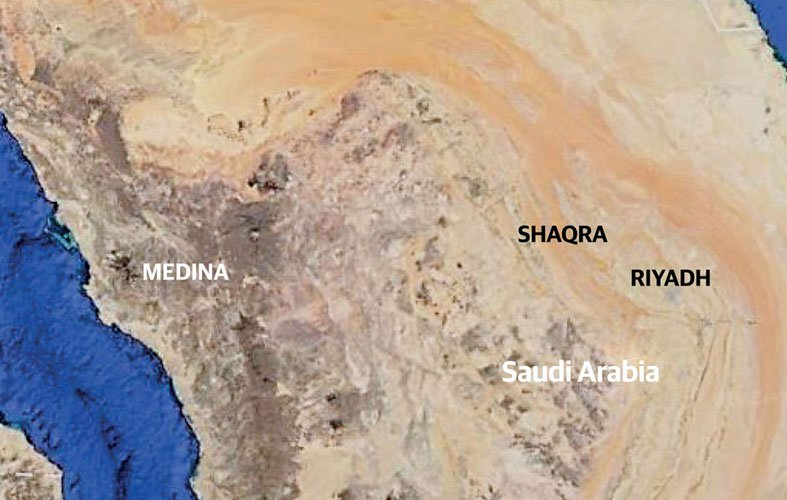 4 Bangladeshis killed in Saudi Arabia road crash