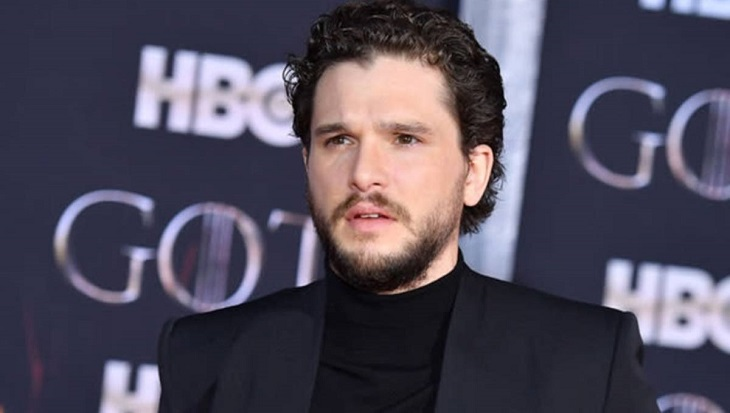 Kit Harington joins the cast of The Eternals