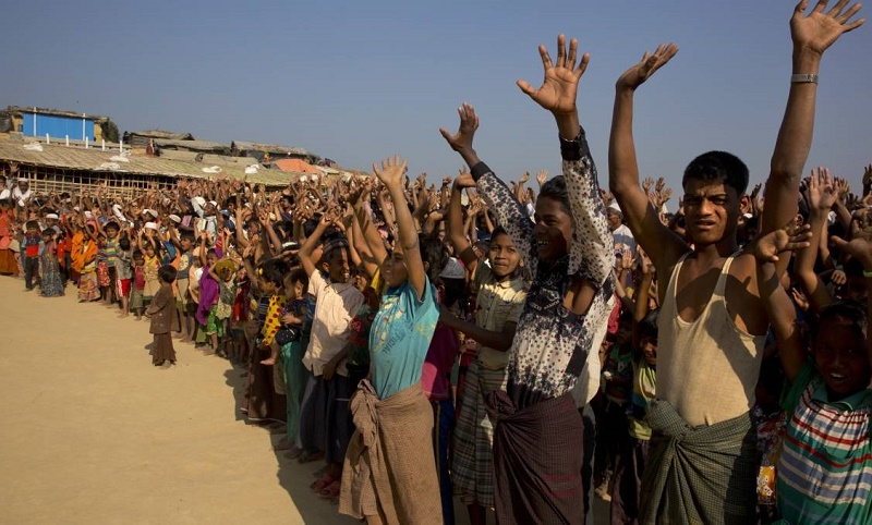 Bangladesh needs 'internationalisation' of Rohingya issue in stronger way