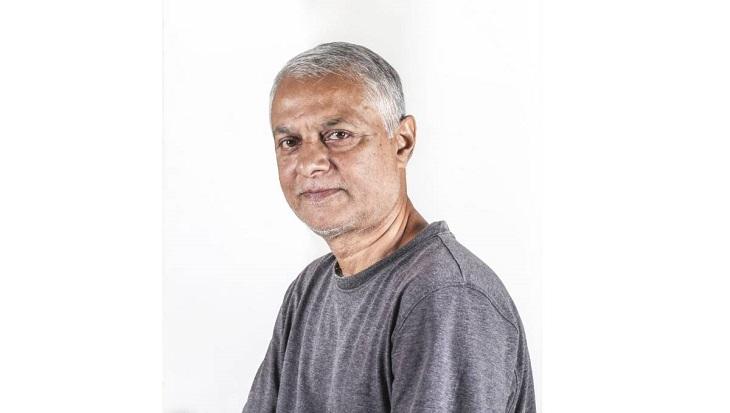 Sukhamoy Majumder's solo art exhibition begins Monday