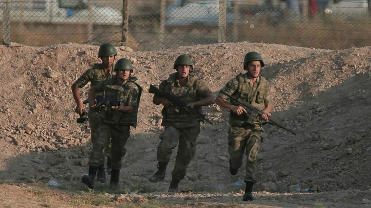 Three Turkish soldiers killed in clash with PKK in Iraq